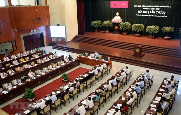 HCM City resolved to settle outstanding problems hinh anh 1