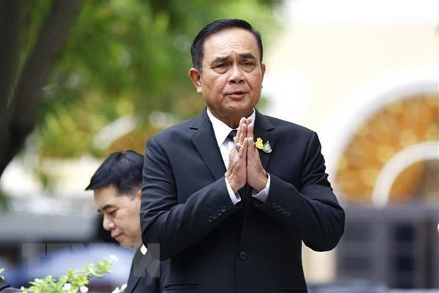 Thai King endorses new cabinet of PM Prayut hinh anh 1