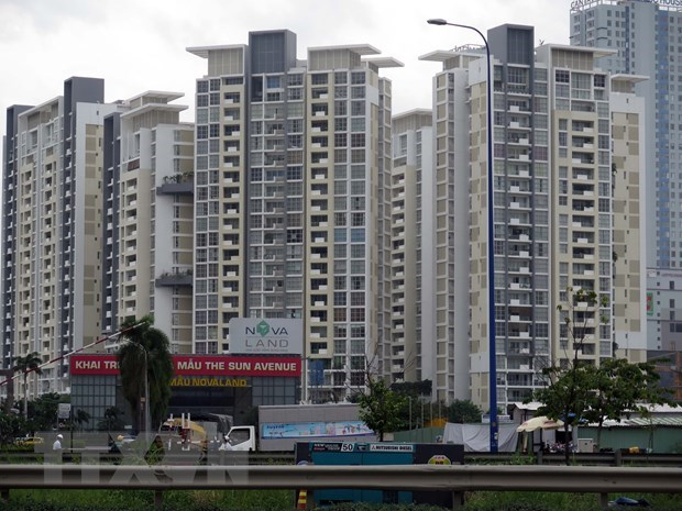 Real estate firms issue bonds to raise capital hinh anh 1
