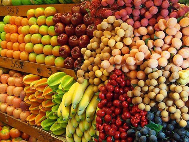 Thailand sees strong rise in exports of vegetable, fruits to China hinh anh 1