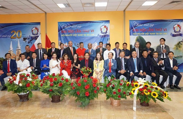 Vietnamese Association in Poland celebrates 20 years of founding hinh anh 1