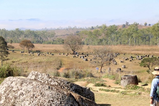 Plain of Jars named Laos' third UNESCO World Heritage site hinh anh 1