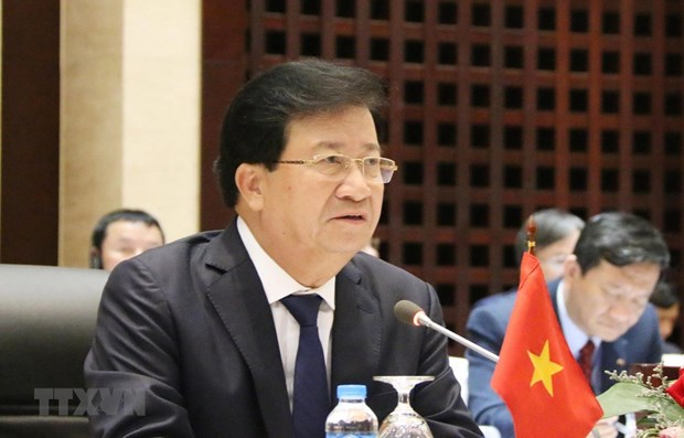 Deputy PM: Vietnam wants expand cooperative ties with Tanzania hinh anh 1