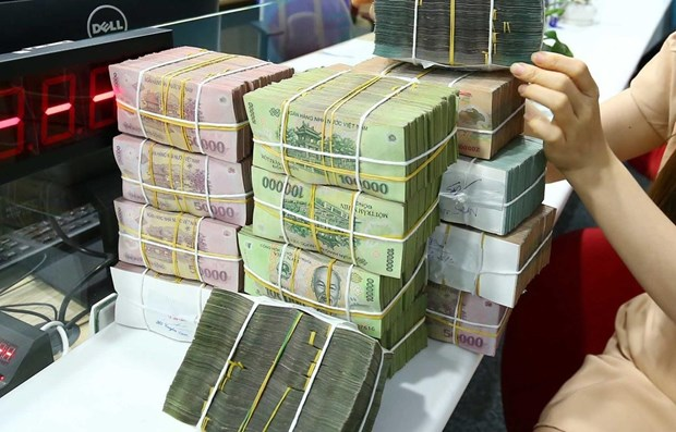 State Treasury raises nearly 7 trillion VND from G-bond auctions hinh anh 1