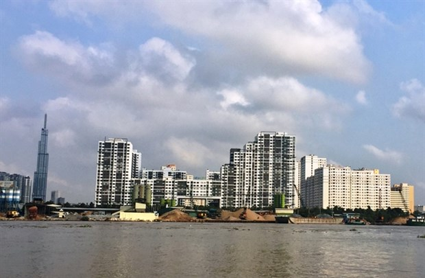 HCM City's districts join battle with illegal sand miners hinh anh 1