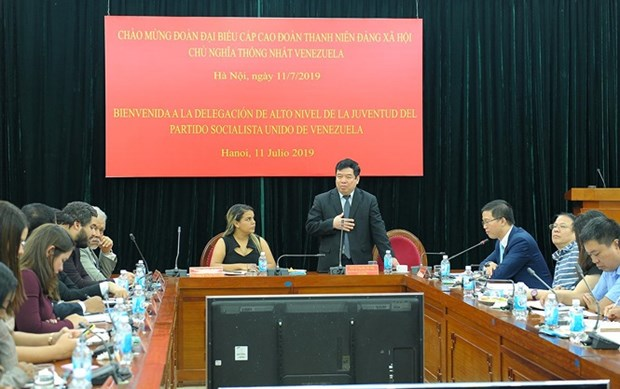 Vietnam willing to help Venezuela with theoretical training hinh anh 1