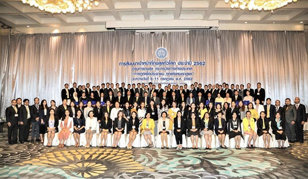 Thailand's Foreign Ministry holds e-Consular seminar hinh anh 1