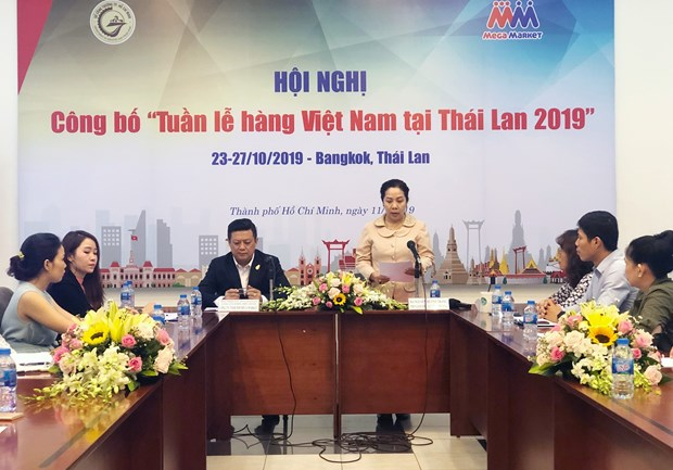 Week of Vietnamese goods to take place in Thailand in October hinh anh 1
