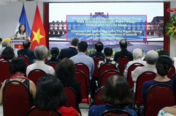 HCM City marks Bastille Day of France hinh anh 1