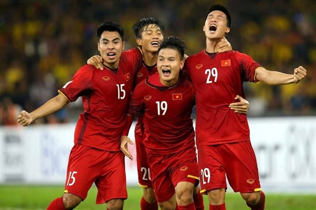 Vietnam targeting a World Cup 2026 spot hinh anh 1