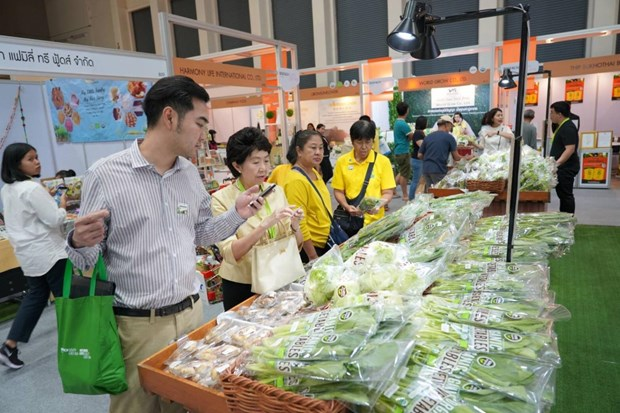 ASEAN to build common standards for organic products hinh anh 1