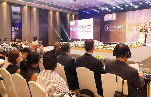 Cotton Day 2019 held in Ho Chi Minh City hinh anh 1