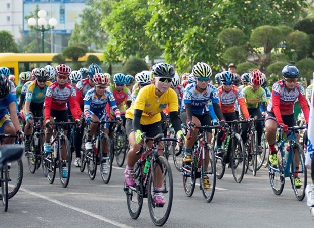 Int'l women's cycling race to be held in south hinh anh 1