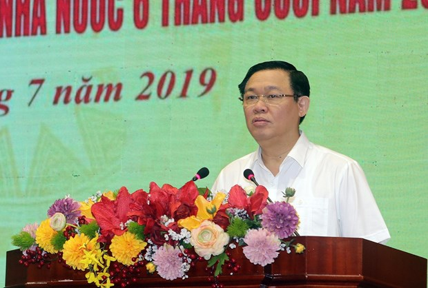 State budget revenue rises 13.2 percent in six months hinh anh 1