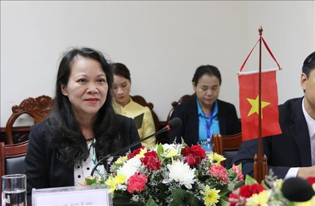 Ideas gathered for national review on gender equality among ethnic women hinh anh 1