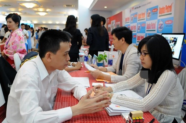 Recruitment demand for senior positions growing in Vietnam hinh anh 1