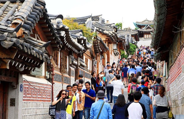 RoK eyes more MICE tourists from Vietnam hinh anh 1