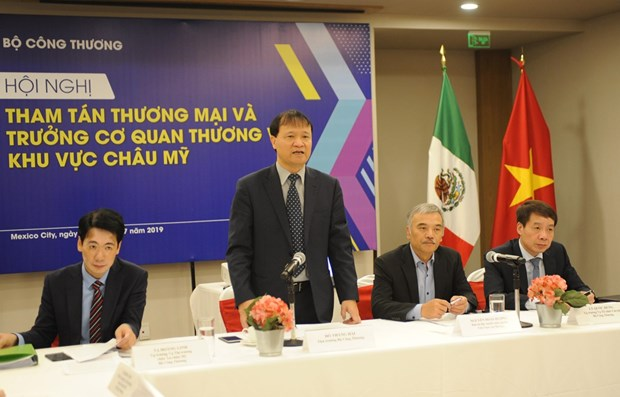 Vietnam seeks to boost trade with American region hinh anh 1