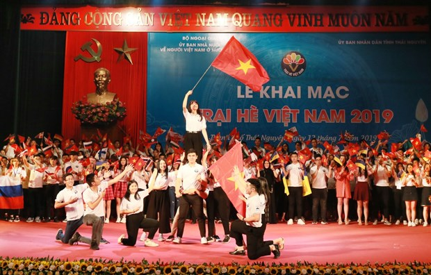 Vietnam Summer Camp 2019 opens hinh anh 1