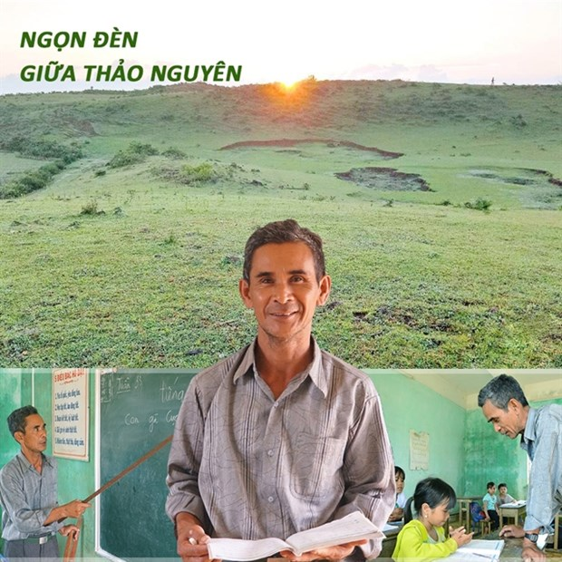 A lonely but rewarding life for one dedicated teacher hinh anh 1