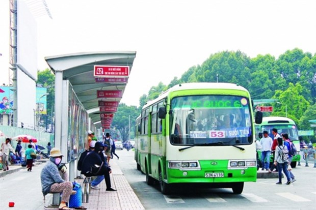 HCM City bus services seek higher subsidy hinh anh 1