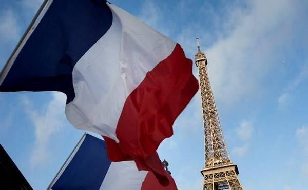 Top leaders extend congratulations to France on National Day hinh anh 1