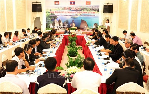 Cambodia, Laos, Vietnam intensify tourism connectivity hinh anh 1
