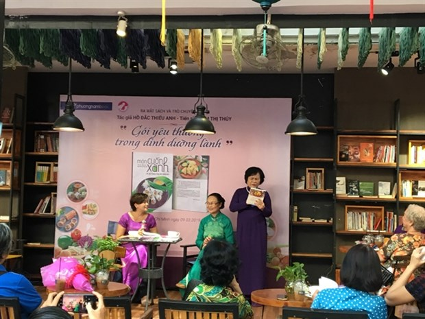 HCM City promotes reading culture among community hinh anh 1