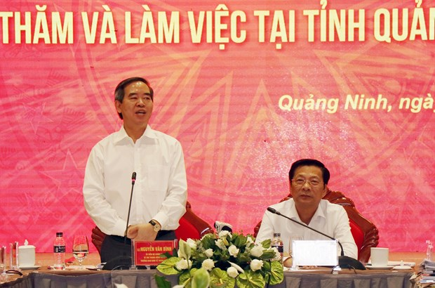 Quang Ninh aims to gain centrally-run city status by 2025 hinh anh 1
