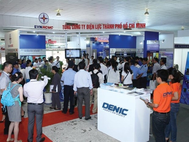 Korean electricity tech to be introduced at HCM City fair hinh anh 1