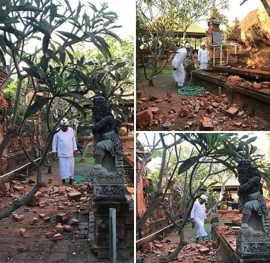 6.1-magnitude quake hits Bali resort island hinh anh 1