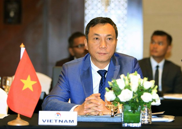 VFF Vice President named head of AFC competitions committee hinh anh 1