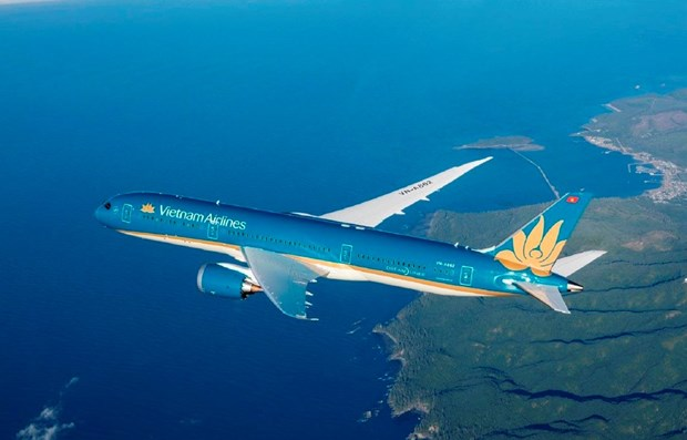 Vietnam Airlines reports higher revenue in first half hinh anh 1