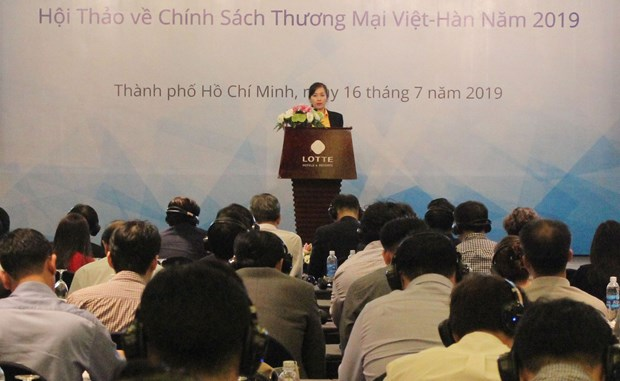 Vietnam – strategic destination of Korean businesses hinh anh 1