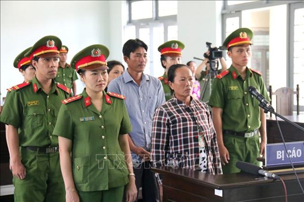 Binh Thuan: Court upholds sentences for three rioters hinh anh 1
