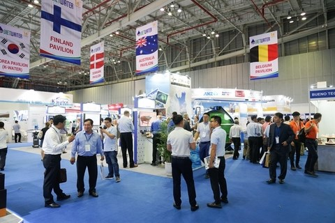 Hanoi to host water supply, treatment technology exhibition hinh anh 1
