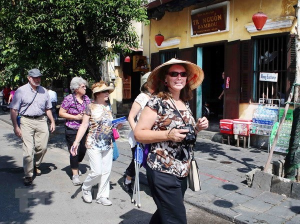 Vietnam strives to hit tourism target ahead of schedule hinh anh 1