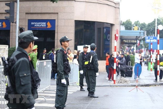 Ministry asked to tighten security ahead of important national events hinh anh 1