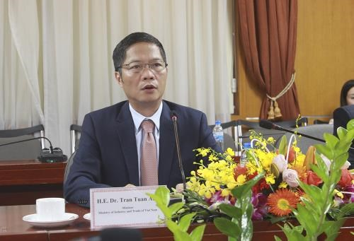 EVFTA to create new push for economic growth: Minister hinh anh 1