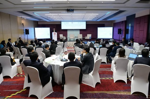 ASEAN holds talk on 4IR hinh anh 1