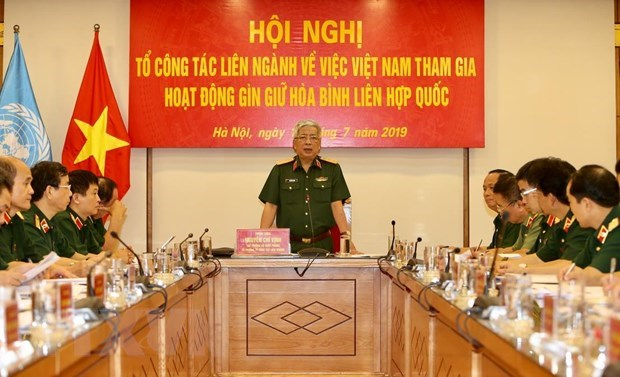 Vietnam considers sending civil force to UN peacekeeping missions hinh anh 1