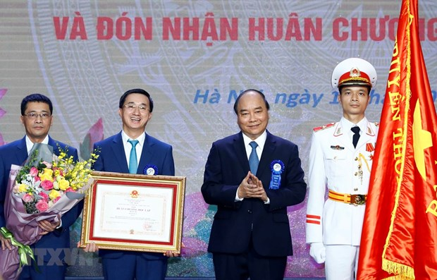 PM urges cancer hospital to improve patients' satisfaction hinh anh 1