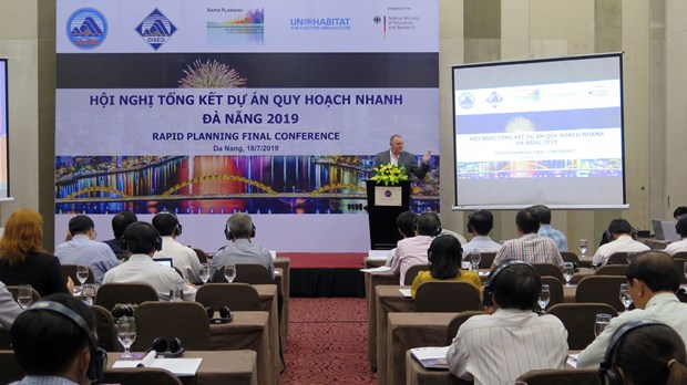 UN project helps Da Nang develop sustainable development planning hinh anh 1