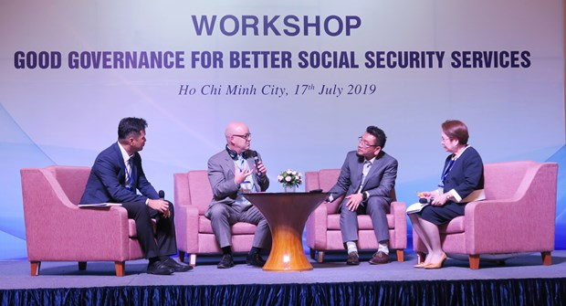 Good governance a decisive factor for good social security services hinh anh 1