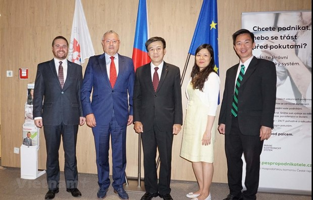 Vietnam, Czech Republic seek ways to enhance trade ties hinh anh 1