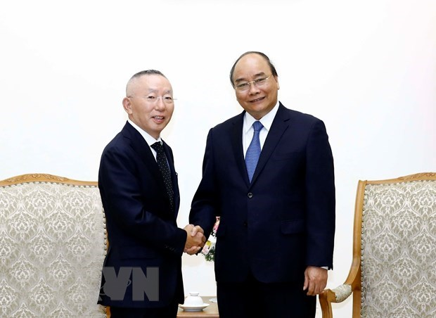 Vietnam facilitates Japanese firms' operations in Vietnam: PM hinh anh 1