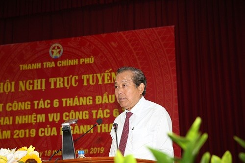 Violations involving 2.16 billion USD uncovered in H1 hinh anh 1