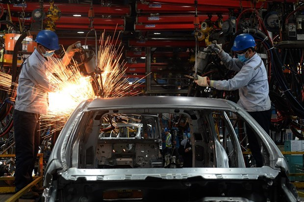 ASEAN promotes development of automobile sector hinh anh 1