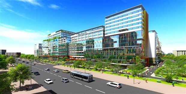 Construction of modern neonatal intensive care unit starts in HCM City hinh anh 1