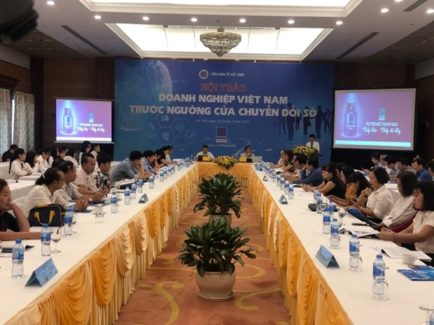 Digital transition – crucial for Vietnamese enterprises hinh anh 1